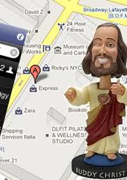When Dashboard Jesus can't show you the way, Garmin will!